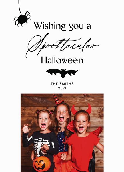 Spooktacular Halloween
