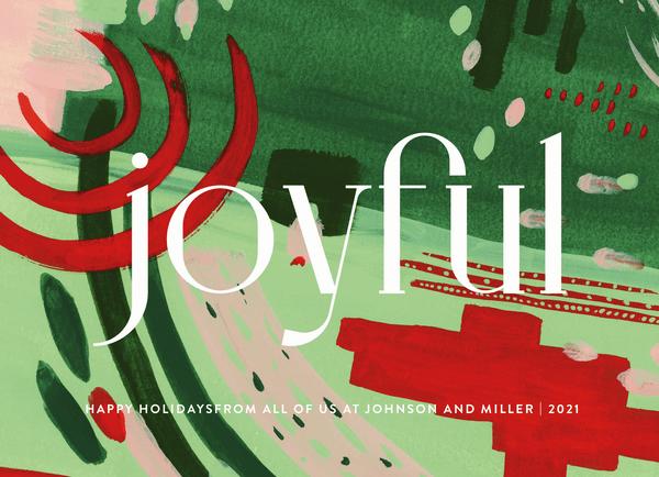 Joyful Abstraction