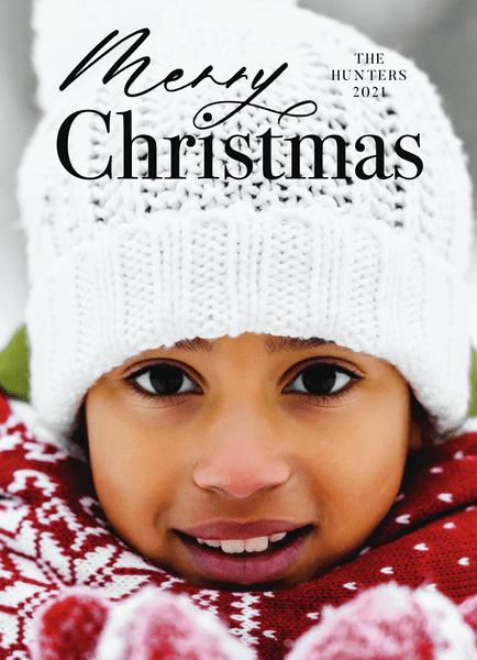 Minimal Christmas Script