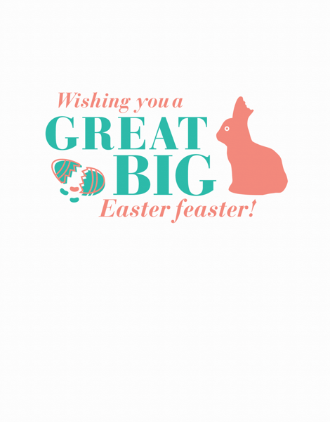 Great Big Easter Feaster