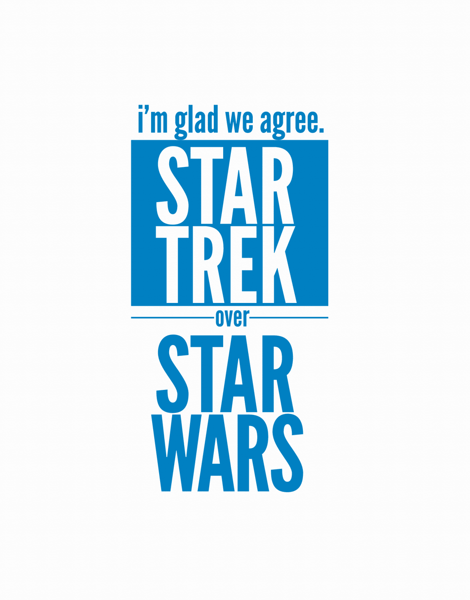 Star Trek Over Star Wars