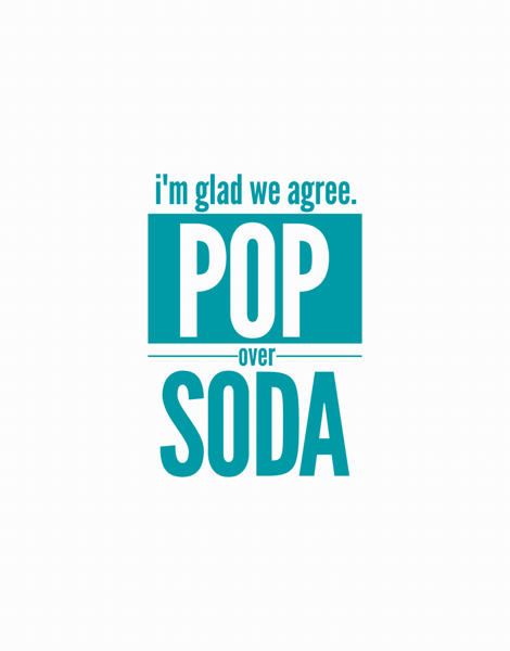 Pop Over Soda