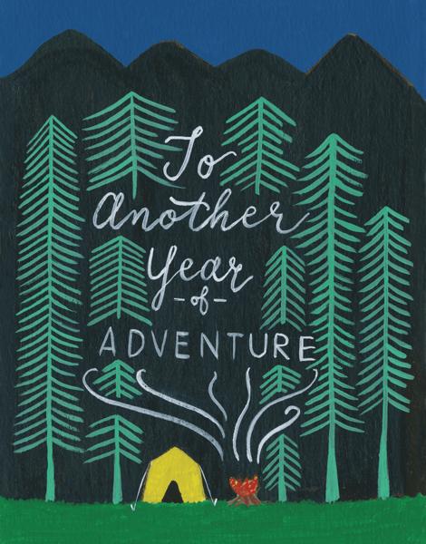 Adventurous Year