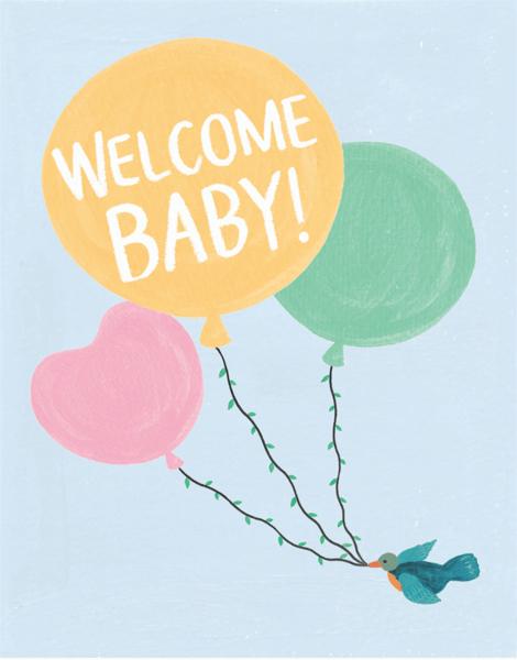 Baby Balloons