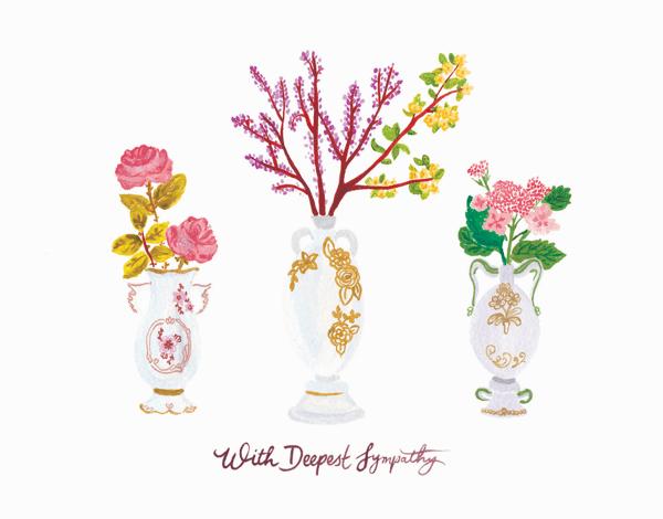 Sympathy Vases