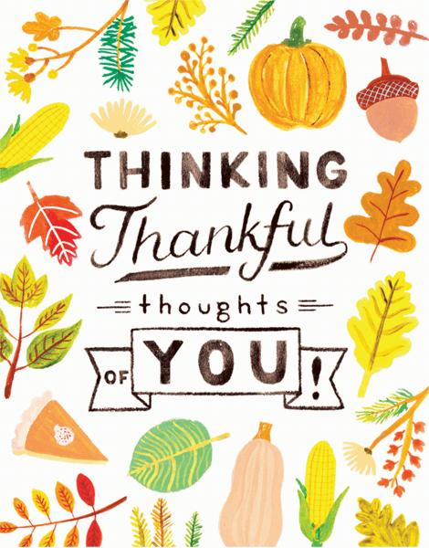 Thankful Fall