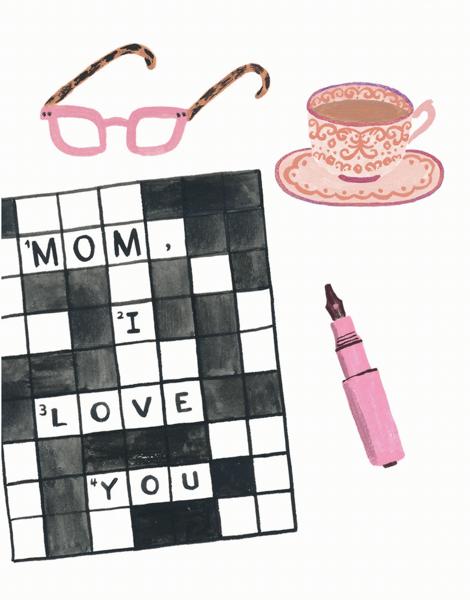 Mom Crossword
