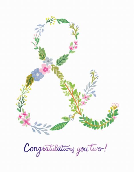 Ampersand Congrats