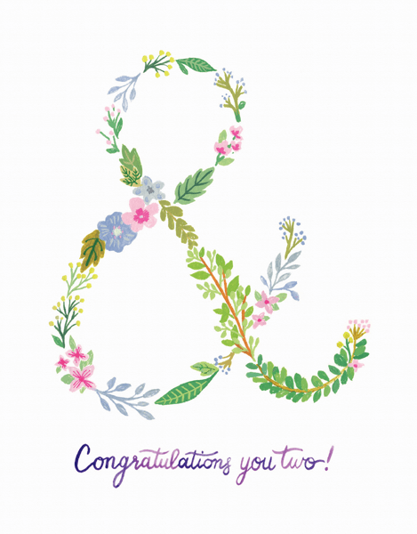 Ampersand Congrats
