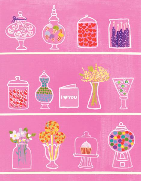 Candy Shelfie