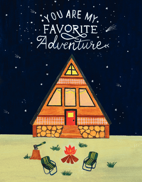 My Favorite Adventure