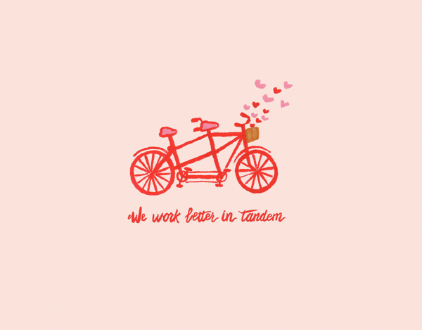 Tandem Bicycle
