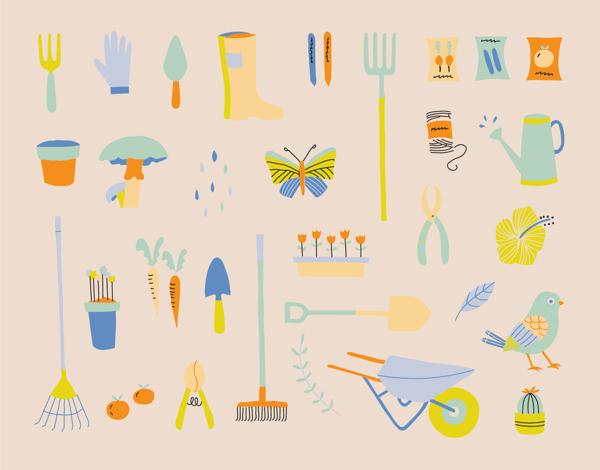 Gardening Pattern