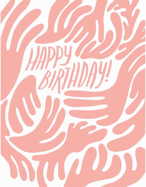 Blob Birthday