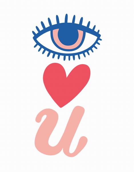 Eye Heart U