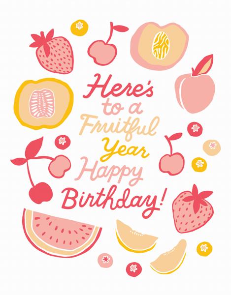Fruitful Year