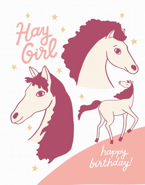 Hay Girl