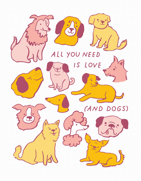 Love And Dogs