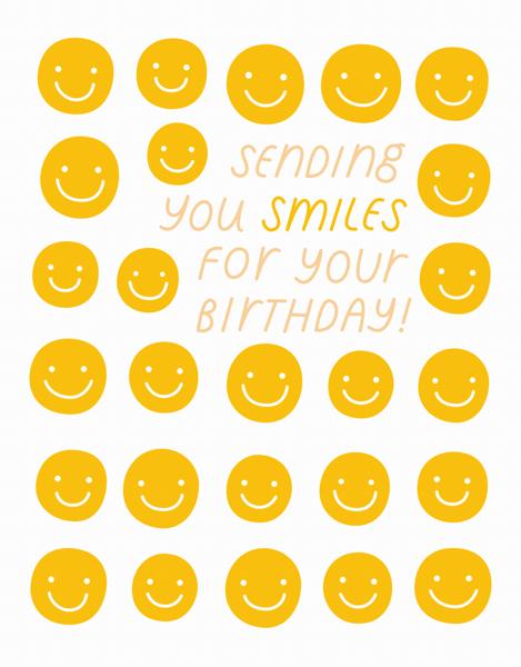 Sending Smiles
