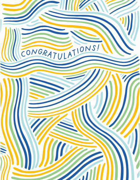 Wave Congrats