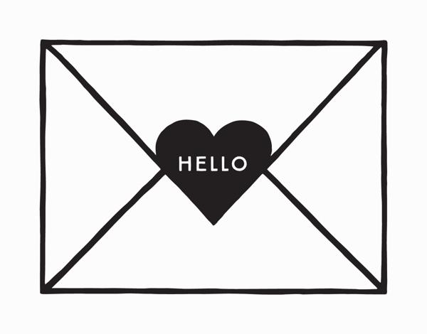 Hello Envelope