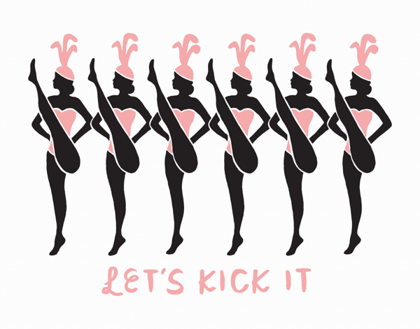 Let's Kick It