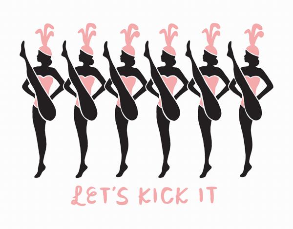 Let's Kick It
