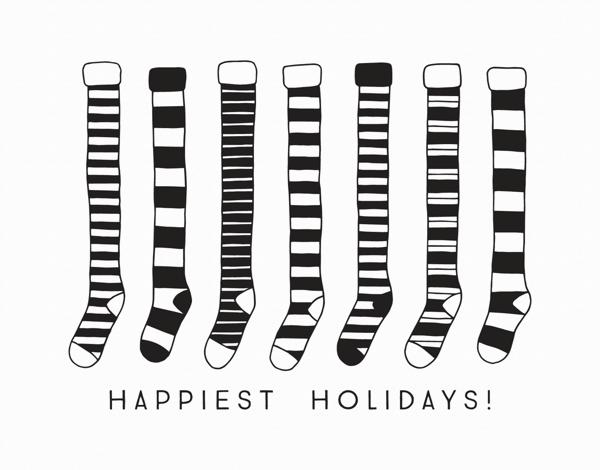 Holiday Socks