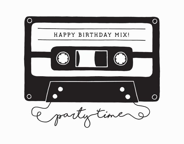 Birthday Mix