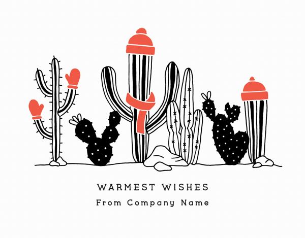 Festive Cacti