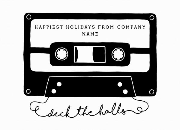 Holiday Mixtape Flat