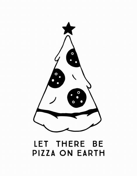 Pizza On Earth