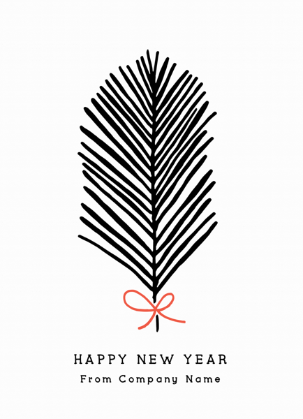 Tiny Pine Flat New Year