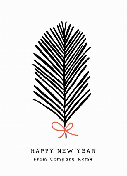 Tiny Pine Flat New Year