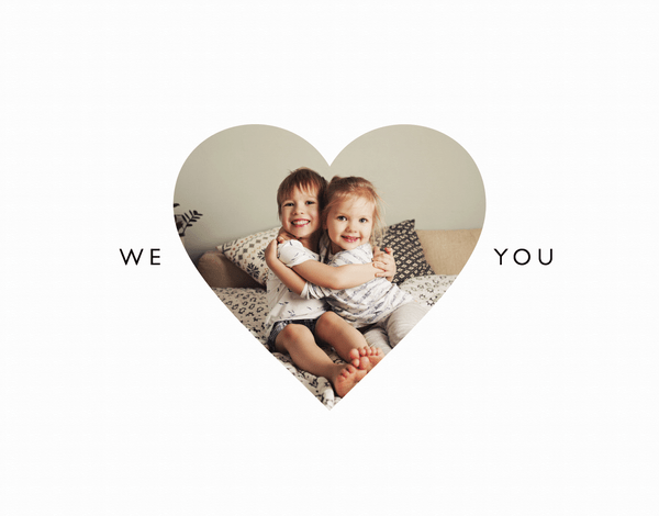 We Heart You Photo