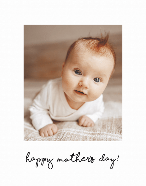 Mother's Day Simple Script