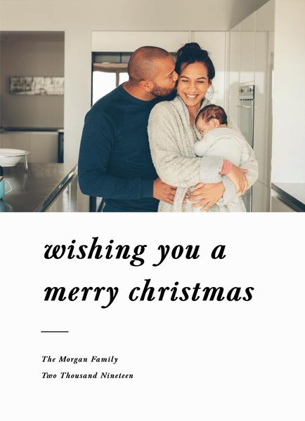 Merry Christmas Type