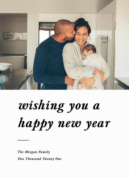 A Happy New Year Type