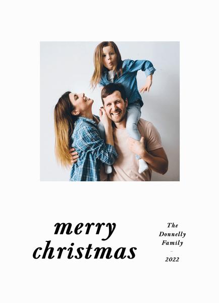 Merry Christmas Serifs