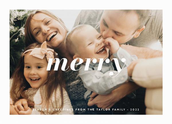 Centered Merry