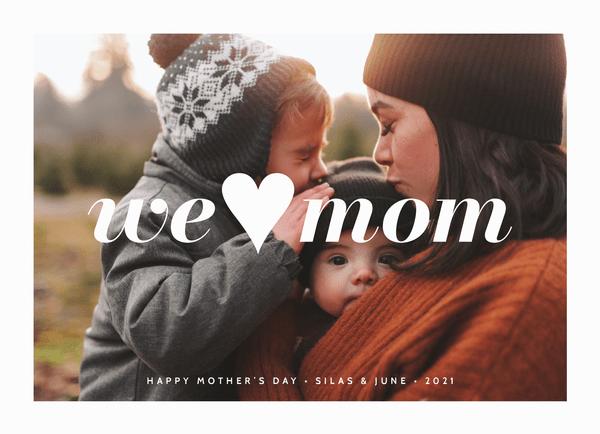 We Heart Mom