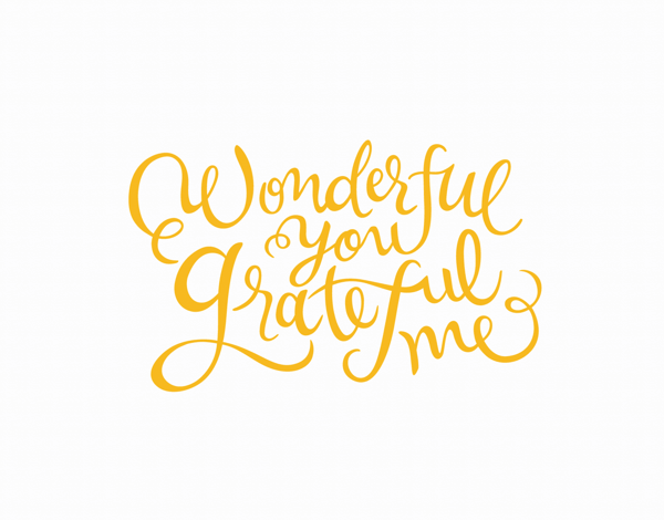 Wonderful Grateful