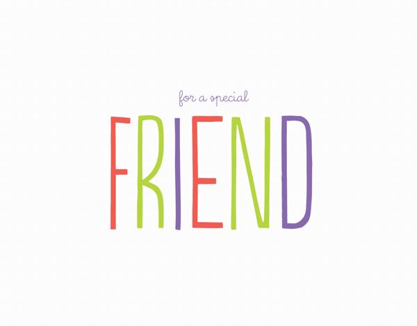 Special Friend