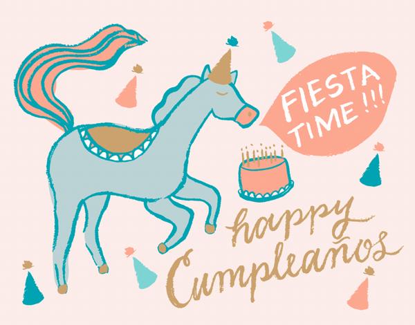 Happy Cumpleaños