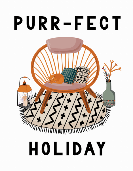 Purrfect Holiday