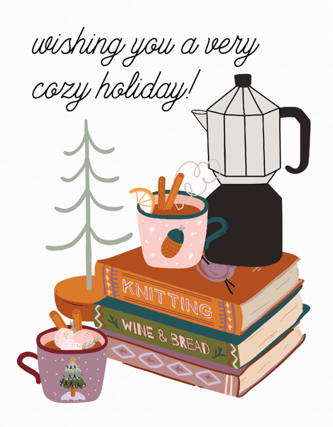Very Cozy Holiday
