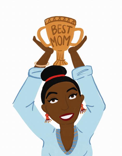 Best Mom Award