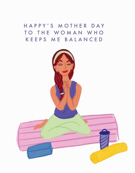 Yogi Mother's Day