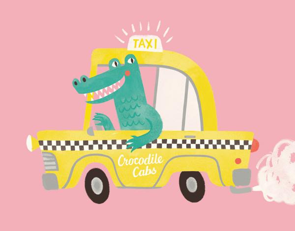 Crocodile Cabs