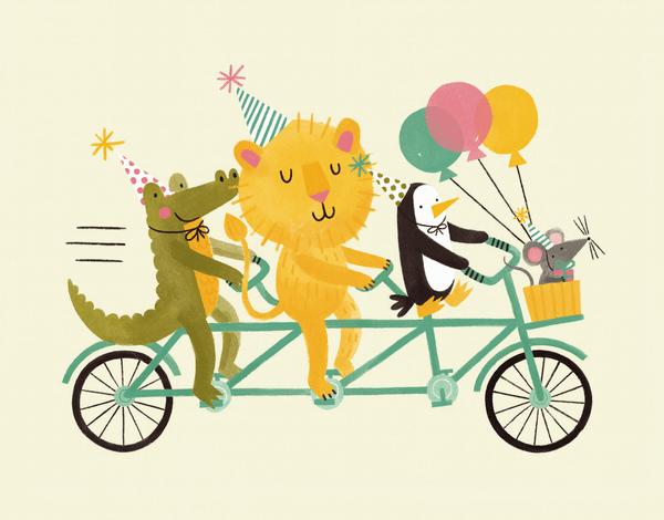 Bicycle Animals